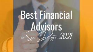 2021 Best Financial Advisors In San Diego