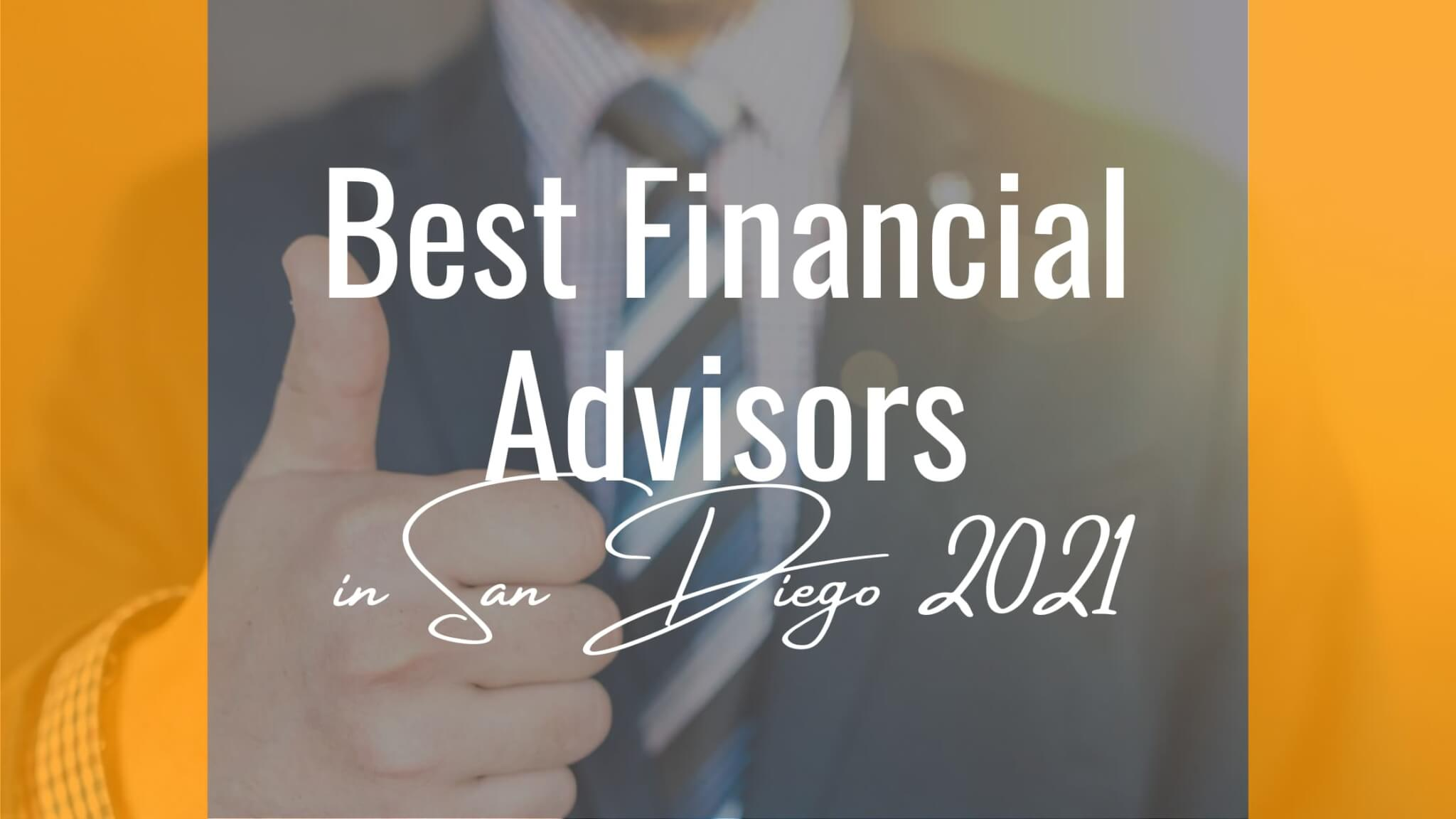 2021 Best Financial Advisors In San Diego