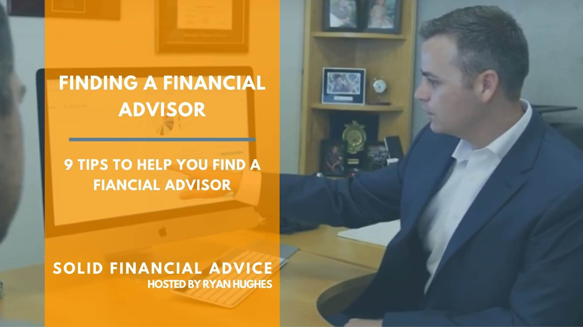 Tips To Find A Financial Advisor