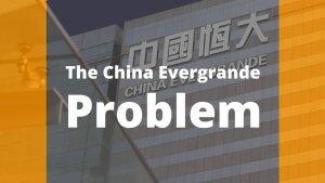 China Evergrande Problem