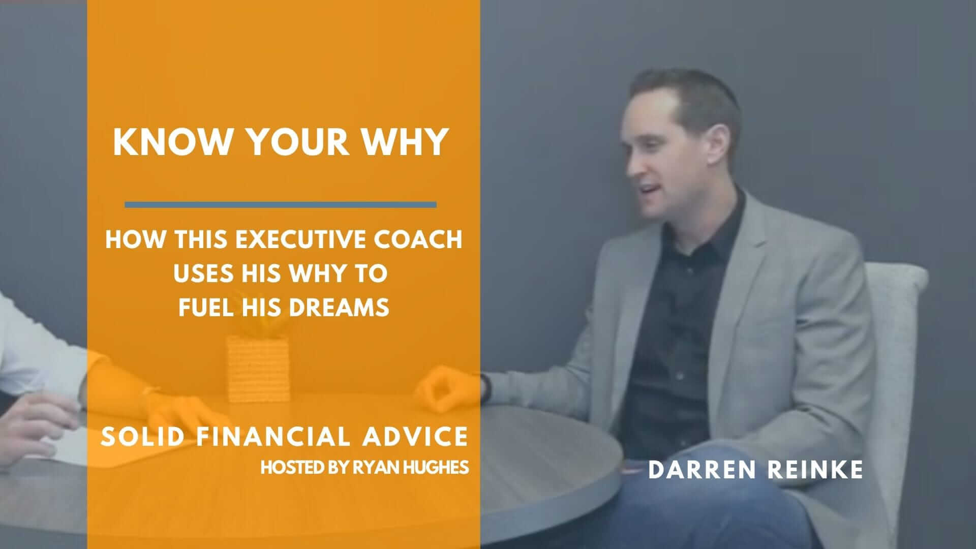 Darren Reinke Solid Financial Advice