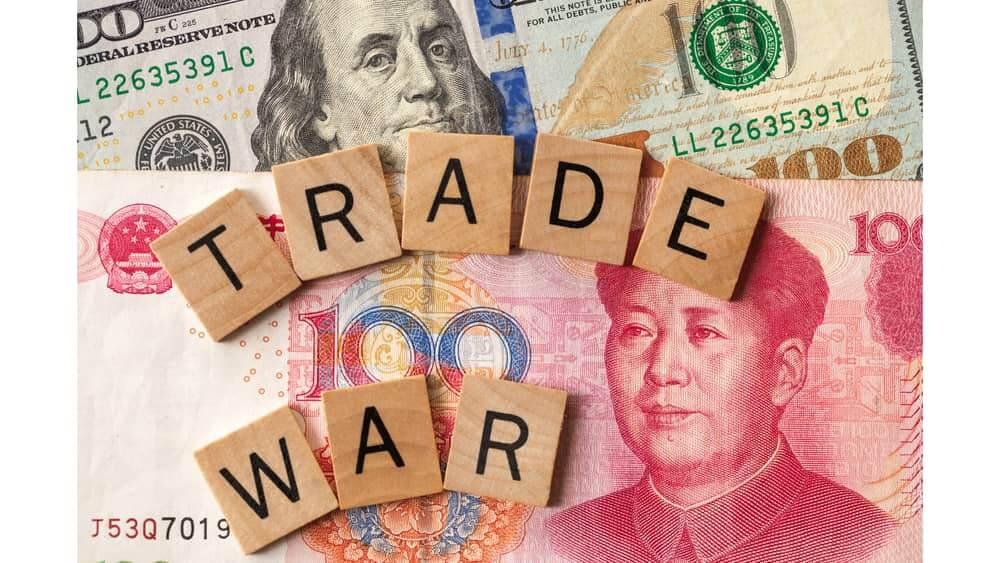 Trade War Banner