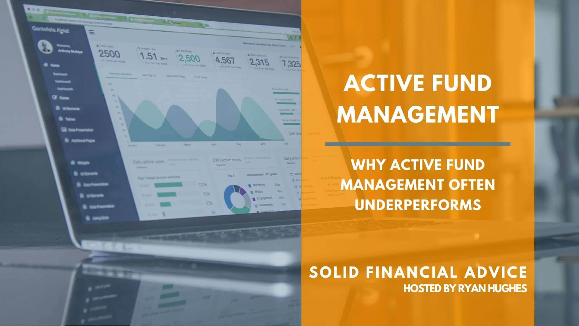 Why Active Fund Management Often Underperforms