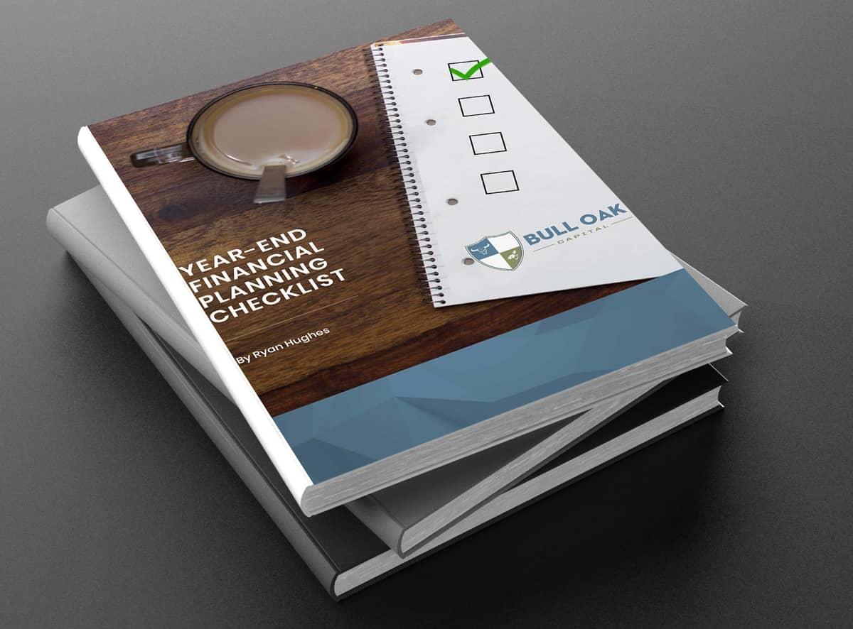 Yearend Financial Checklist book image
