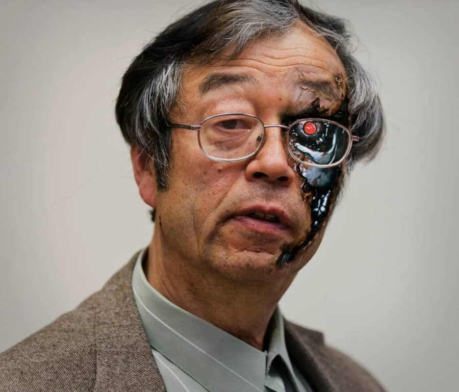 Cyborg Satoshi
