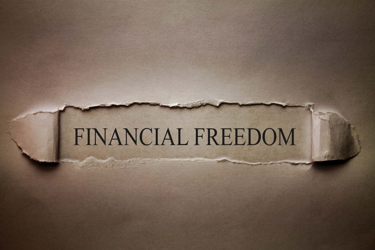 Financial Freedom Bull Oak