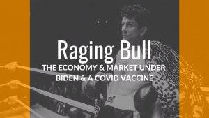 Raging Bull Biden Vaccine